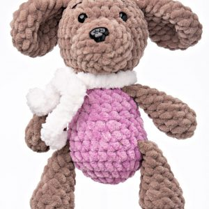 Handmade crocheted amigurumi toys handicrafts