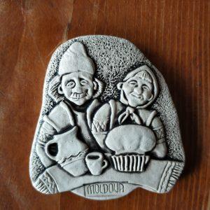 Pottery souvenir