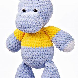Handmade toys amugurumi handicrafts crocheted