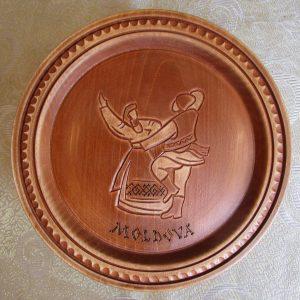 Wooden decorative plates Wooden decorative plates
